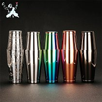28&18oz Stainless Steel Cocktail Shaker  Professional Bartender Cocktail Shaker Boston Shaker  Bar Tools
