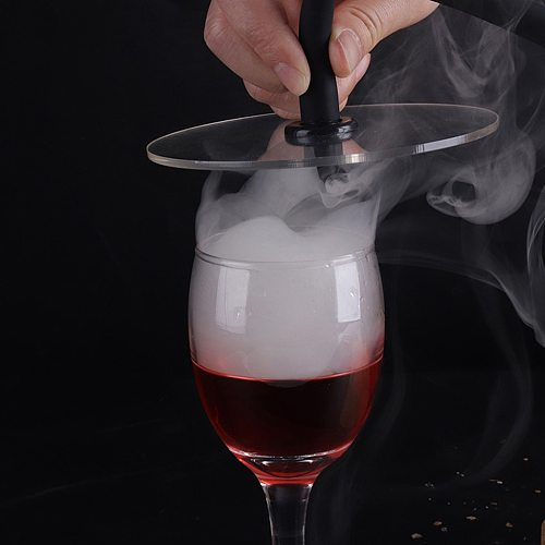 Smoking Gun Cup Cover for Cocktail Drinks Smoking Diameter Below 4.7 Inches