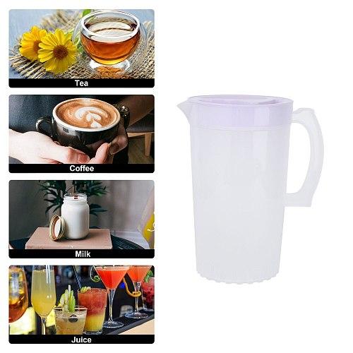 1PC 2000ml Large Capacity Cold Water Kettle Beer Jug Jug Teapot Beverage Storage Container Heat Resistant Water Jug (Rando