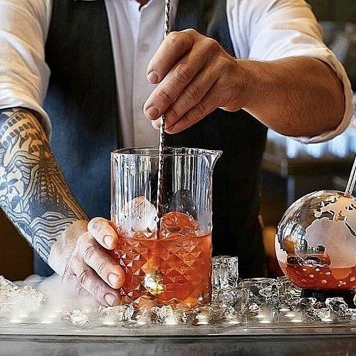 U.S.A Libbey Mixing Glass Mini Bar Tools Professional Bartender Makers Martini Shaker Mixed Wine Mixer Cup Barware Accessories