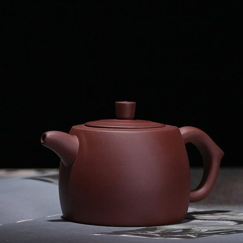 300ML yixing teapot zisha xishi tea pot handmade kettle purple clay drinkware with Tea Ceremony Teacup tieguanyin puer