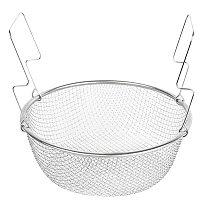 French Fries Basket Sieve Sieve Kitchen Strainer Metal Strainer Sieve