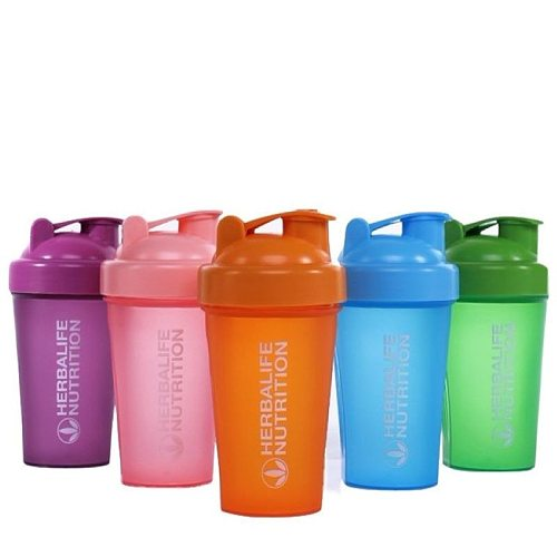 1pcs400ML High Quality Juice Milkshake Protein Powder Shake Cup Sports Water Cup Fitness Home Stirring Shake Cup