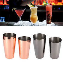 Cocktail Shaker Set 304 Stainless Steel Wine Drink Mixer Party Bar Bartender Accessory