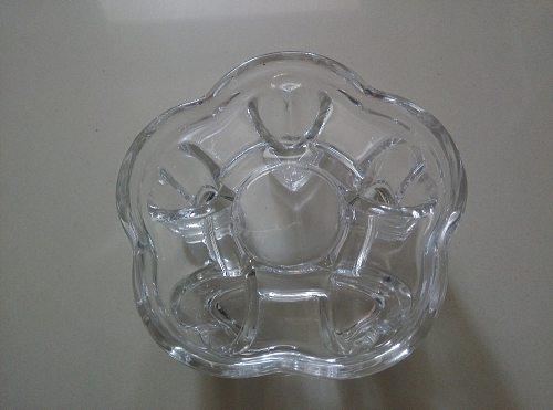 1PC New Glass Heart Shape Warmer, Glass Teapot Heat Base Trivets  Tea Accessories Dia.11cm JN 1009