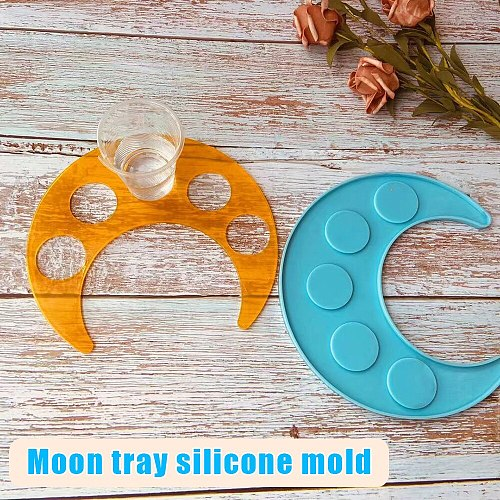 Wine Rack Silicone Molds DIy with  High Temperature Resistant and Easy to Cean REME889
