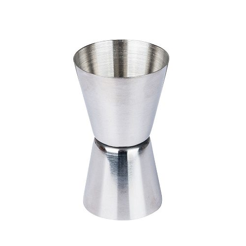 Measure Cup Bar Party Wine Cocktail Shaker Jigger Single Double Shot Short Drink rectification mixed drink#60