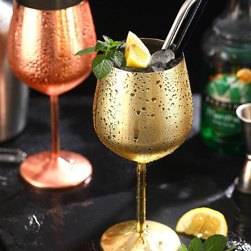 Stainless Steel Red Wine Goblet Bar Party Beer Juice Drink Champagne Cup Beer Juice Drink Champagne Cup Drink Cup wine cup cup