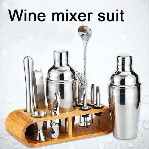 bartender set cocktail shaker set bartender kit Cocktail set kit bartender cocktail set vino Stainless Steel Shaker