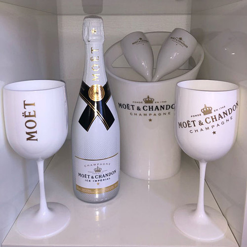 480ml 16oz Wine Party White Champagne Coupe Cocktail Champagne Flute Wine Cup Goblet Plating Plastic Beer Glass Whiskey Cup