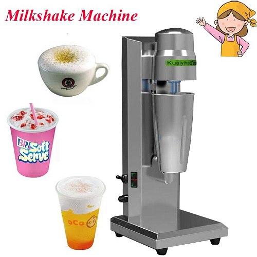 Commercial MilkShake Mixer Blender Machine Cyclone Soft Ice Cream Mixer Speed Milk Shaker Milkshake Mixing Machine Blender