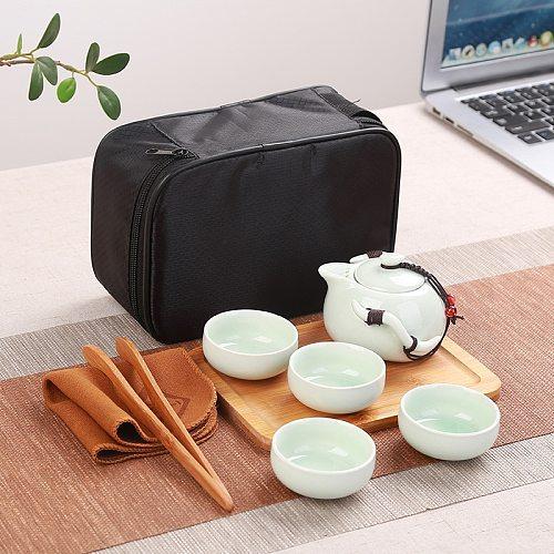 Travel Teaware Set Kung Fu Teaware Gift Teaware