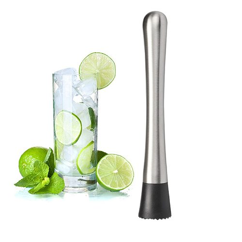 DIY Bar Cocktail Mojito Mint Muddler Drink Fruit Ice Cocktail Mixer Muddler for Bartenders Barware Bar  Wine Accessories