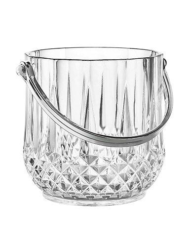 Acrylic Ice Bucket Champagne Bucket Plastic Home Bar KTV Ice Cube Barrel Ice Bucket
