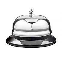 Hotel Desk Counter Reception Restaurant Bar Ringer Call Bell Wedding Gifts Service For Christmas Guests Kitchen Tools 1PC