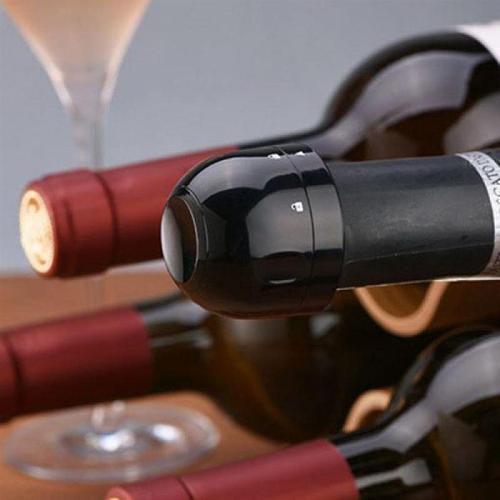 Leak-proof Sealing Bottle Cap Wine Beer Bottle Cork Champagne Sparkling Bottle Stopper Vacuum Retain Freshness Wine Plug