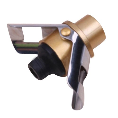 Stainless Steel Champagne Stopper Sparkling Wine Bottle Plug Sealer Stopper  Supplies Wine Plug Accessories
