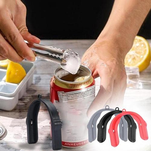 Portable Topless Go Drink Easy Use Jar Can Opener Beer Bar Tool Bottle Opener Topless Kitchen Gadget Sets Cocina Accesorio