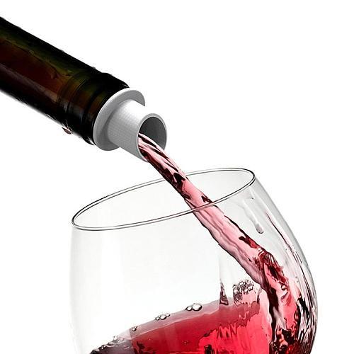 Silicone Bottle Stopper For Bottles Cap Wine Cork Wine Pourer Stopper Silicone Caps Hat Cowboy Cap Fresh-keeping Gel Cork Bar