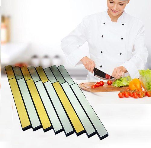 80#-3000# Grit Kitchen Knife diamond whetstone Ruixin pro knife sharpener EDGE KME sharpener diamond Bar whetstone