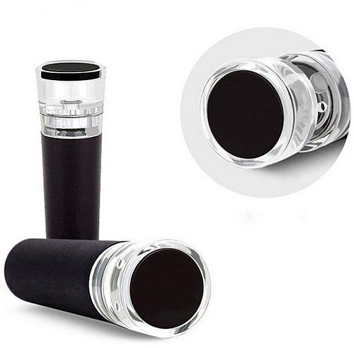 Champagne Wine Fresh Bottle Vacuum Sealed Stopper Air Pump Plug Preserver New