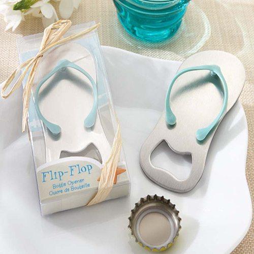 Beach Flip Flops Bottle Opener Corkscrew Bridal Shower Wedding Favors Hot Party Gift Shoes Keychain Spade Multipurpose Beer Open
