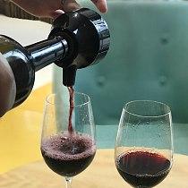2 In 1 Electronic Beer Foam Maker Ultrasonic Wine Sobering Device Soften Wine Bubbler Whiskey Fast Electric Sobering Beer