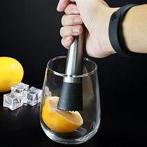 Cocktail Muddle Stainless Steel Bar Mixer Ice Crushing Tools Drink Fruit Mojito Cocktail Muddlers Crusher Barware kitchen Tool