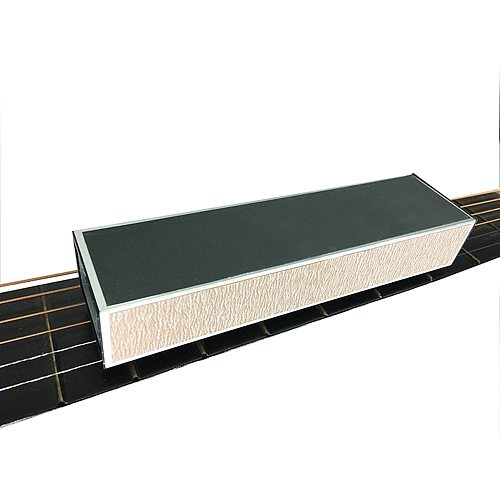 Guitar Bass Neck Sanding Guitar Fret Leveler Leveling Aluminum Alloy Beam Luthier Sandpaper Protector Guitar Parts Accessories