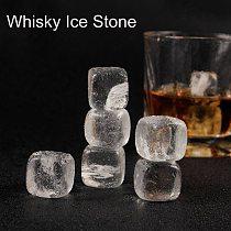 1PC Whisky Stones Ice Drinks Beer Wine Beverage Cooler Cubes Wine Cooler Bar Set Chiller