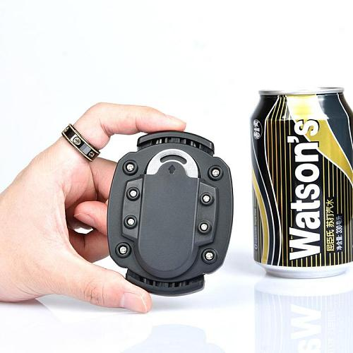 High Quality Can Opener Adjustable 8-19 Ounces Cap Lid Opener Compressed Multifunctional Corkscrew Bottle Opener Bar Accessories