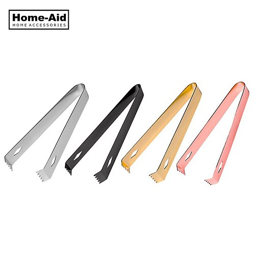 Stainless Steel Kitchen Seafood & bar Tweezer Food Tongs Tool Garnish Tongs Kitchen Bar Tool Copper/Gold Plated