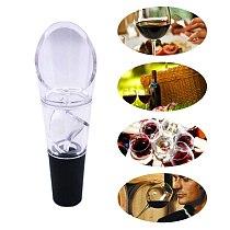 5pcs Quick Decanter White Red Wine Bottle Drop Stop Top Stopper Dumping Funnel Aerator Pourer Premium Aerating Decanter Spout