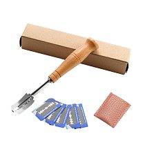 Bread Arc Curved Knife Bread Bakers Blade Slashing Tool Dough Cutter Making Razor Accessories for Baking Kitchen Tool #45
