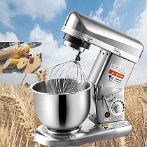 10L Automatic Blender 220V Electric food mixer Egg beater chef machine Cake Bread dough mixer stand blender maker 500W