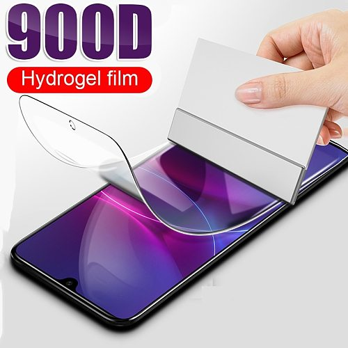 Hydrogel Film Screen Protector Protective Film For Motorola Moto Edge G 5G Plus Stylus Pro Power Glass