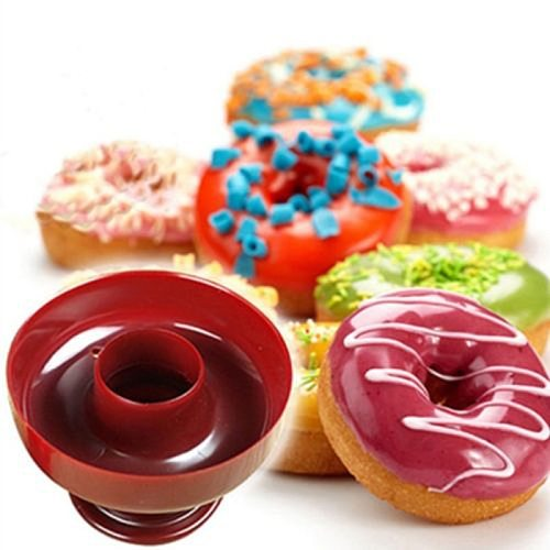 Donut mold Doughnut Donut Maker Cutter Mold DIY Desserts Sweet Food Bakery Baking Cookie Cake Mould baking tools accessories