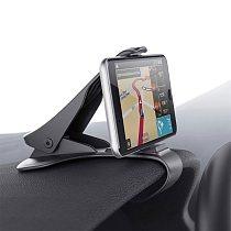 Universal Car Phone Holder GPS Navigation Dashboard Phone Holder For Mobile Phone Clip Fold Holder Mount Stand Auto Bracket