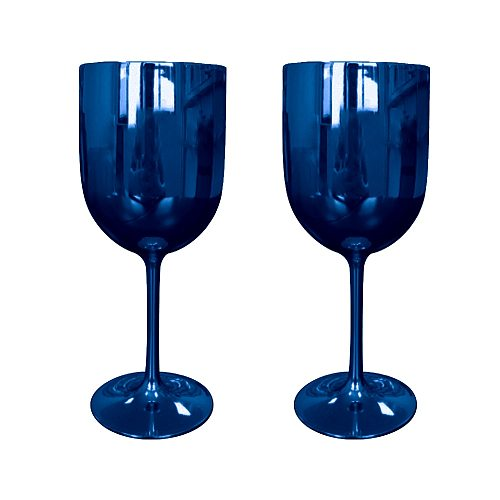 2pcs Wineglass Champagne Coupes Cocktail Glass Party Champagne Flutes Wine Cup Goblet Plastic Glasses For Champagne