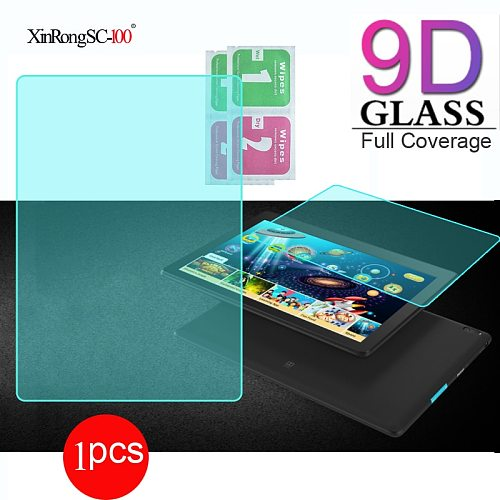Universal Tempered Glass Film Screen Protector for Yestel 10.1 x2 LTE wi-fi MID Kids 10  10.1 inch Tablet Protective Film