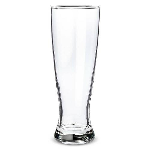 Drink&Art  16OZ Ackley Cups Clear Plastic Pilsner Beer Glasses for Kitchen Dining Bar Tumbler Vasos De Cristal Para Bar Free BPA