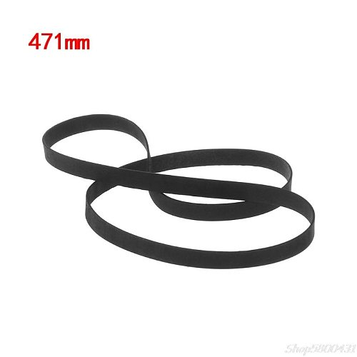 5MM Rubber Drive Belt Turntable Transmission Strap Replacement for Phono Tape O09 20 Dropshipping