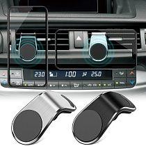 Air Vent Mount Stand Magnetic Car Phone Holder For Jeep Renegade Wrangler JK Grand Cherokee for Dodge caliber ram 1500 caravan