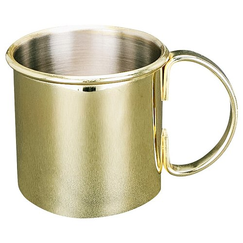 500ML Stainless Steel Mug Handle European American Style Moscow Mule Cocktail Glass Restaurant Bar Cold Drink Cup
