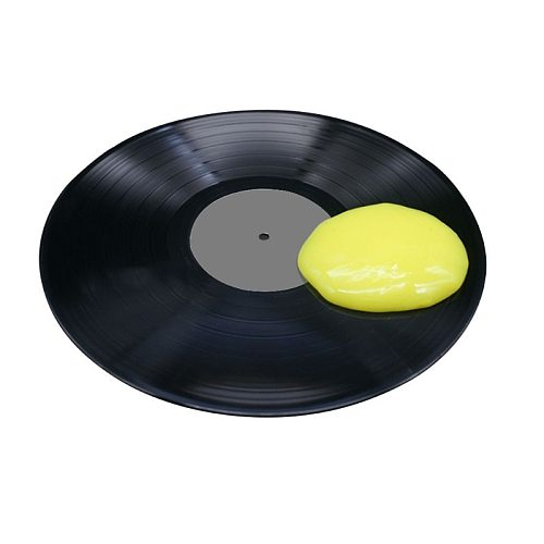 Magic Dust Cleaner LP Vinyl Turntable Record Cartridge Cleaning Soft Rubber Slimy Gel