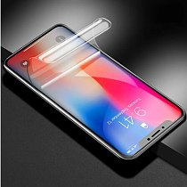 Full Cover Protective for iPhone 7 8 Plus 6 6S SE 2020 Screen Protector for iPhone 11 12 Pro Max Mini X XS XR Not Tempered Glass