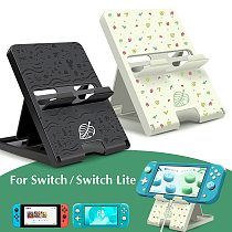 Adjustable Holder Stand For Nintendo Switch Game Chassis Bracket Playstand Base Cradle Support For N-Switch Nintend Switch Lite