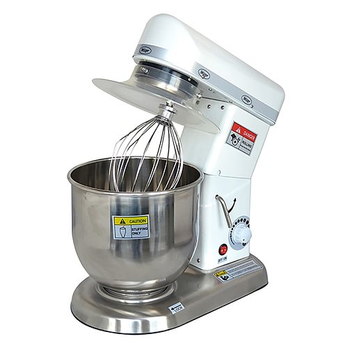 220V 10L Blender Commercial Electric Kneading and Egg Beating Chef Machine Vertical Kneader Mixing Bread Maker Food Mixer