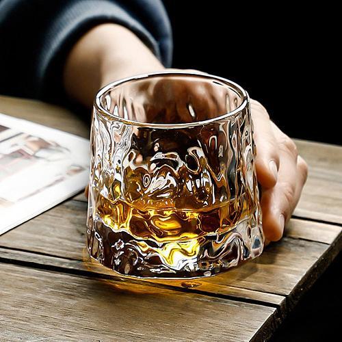 Drinking Glasses Creative Smooth Brim Delicate Transparent Tumbler Glass Mug for Wine Healthy Beverage Glasses Transparent Drink
