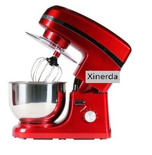 7 Liters electric stand mixer 220v food mixer, food blender, cake/egg/dough mixer good quality milk shakes